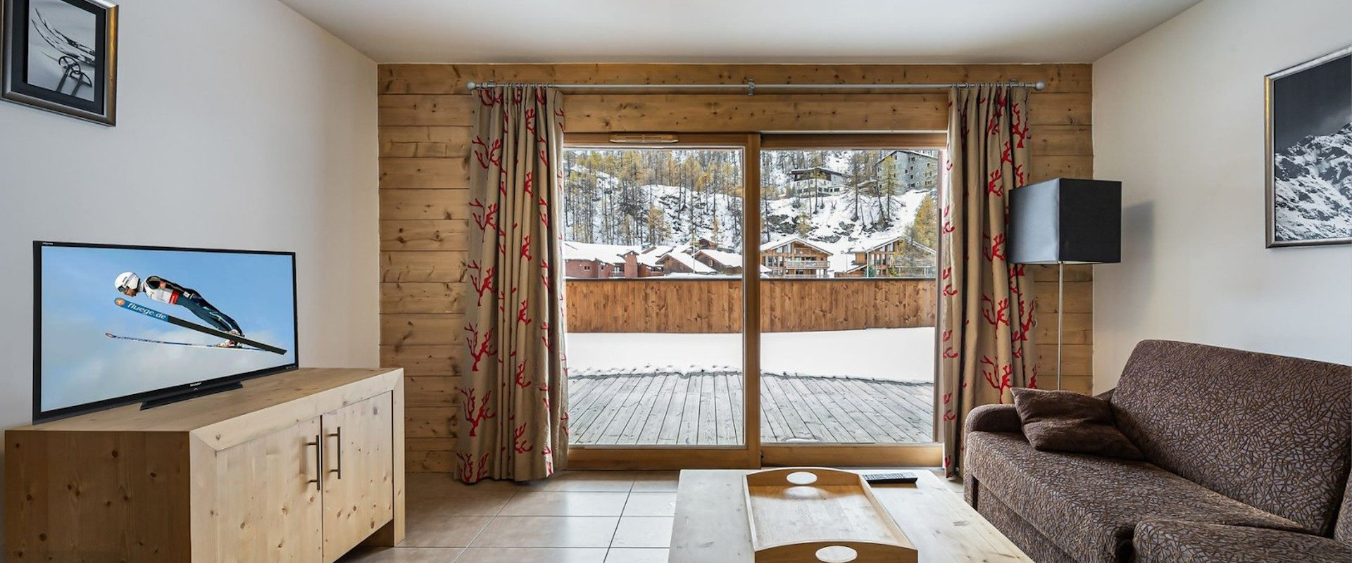 3 Bedroom Tignes Apartment For Sale, France • Alpine ...